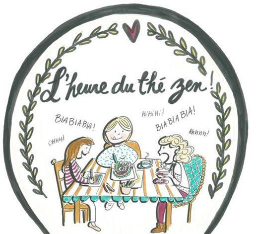 L'heure du thé zen de Parents-Soutien