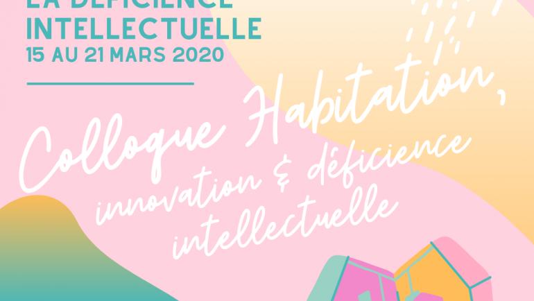 Colloque Habitation – REPORTÉ