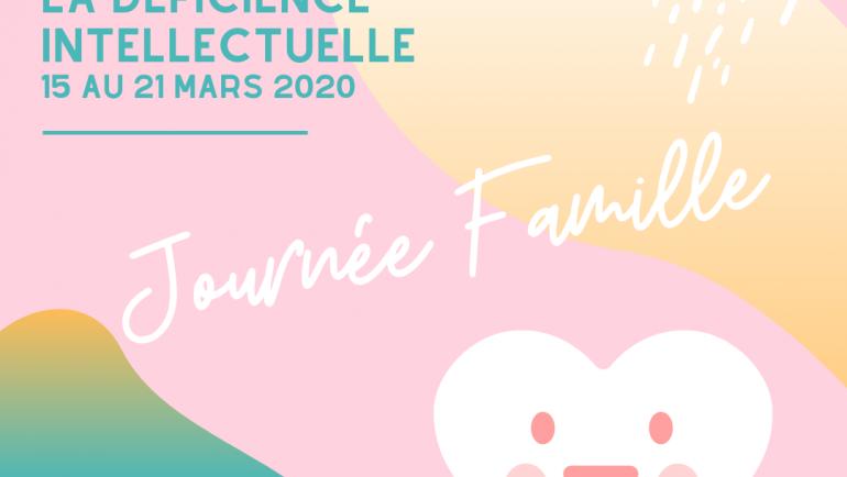 Journée Famille – REPORTÉE