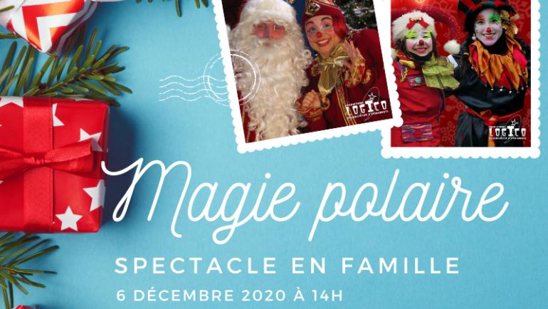 Magie polaire, spectacle familial de l'AISQ